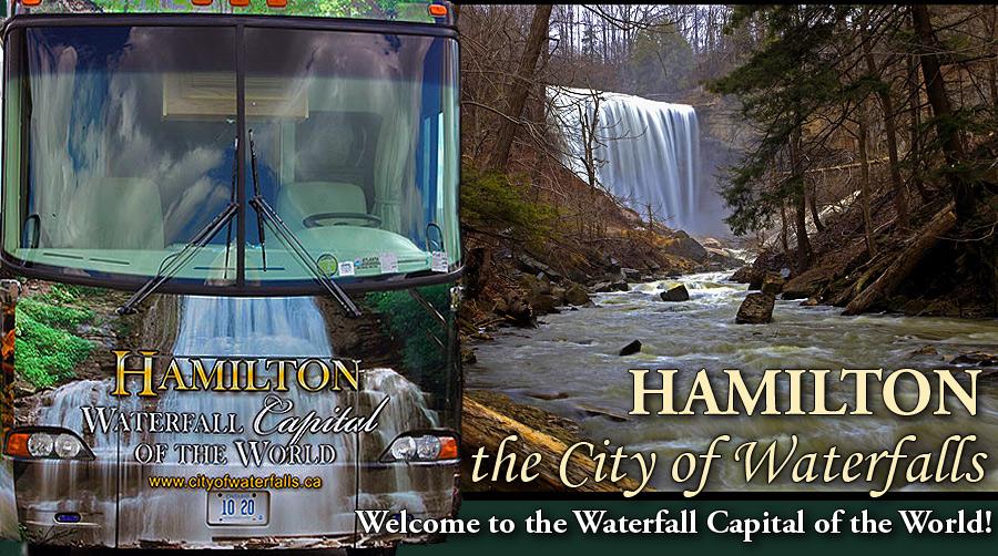 City of Waterfalls