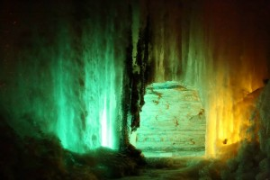 ice cave at sherman